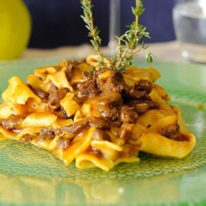 Pappardelle I Butteri